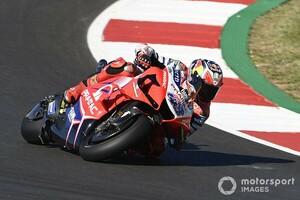 とにかくプラマックと共に勝ちたい! ミラー、スズキvsドゥカティのコンストラクターズ選手権は意識せず|MotoGPポルトガル