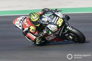 【MotoGP】クラッチロー、現役最後の予選で4番手「ポールも狙えたけど……力は出し切れた」|ポルトガルGP