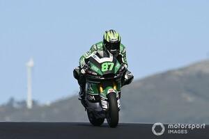 Moto2ポルトガル予選:ガードナー今季2度目PP。ランク首位バスティアニーニが4番手