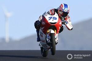 【Moto3】小椋藍、タイトル獲得なるか? 決勝に向けてコメント「レースを楽しむ準備は出来ている」