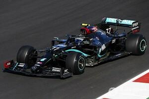 F1ポルトガルFP3:メルセデスワンツーで予選へ。フェルスタッペン、ガスリー、アルボンのホンダパワーユニット勢が続く