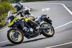 バイクの楽しさに排気量なんて関係ない!って思わせてくれるスズキ『Vストローム650XT』のパーフェクトバランスにベタ惚れ【個人的スズキ最強説/SUZUKI V-Strom650 XT 試乗インプレ 街乗り&コーナリング編】