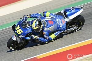 【MotoGP】スズキのジョアン・ミル「ホンダ勢の速さには本当に驚かされた」初日5番手もライバル警戒