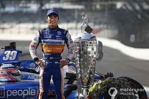 佐藤琢磨、来季もレイホール・レターマン・ラニガンからインディカー・シリーズに参戦決定「すでに来季に集中している」