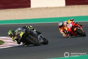 【MotoGP】LCRホンダのクラッチロー、契約延長した中上貴晶のライディング褒める「今週末表彰台に乗るだろう」