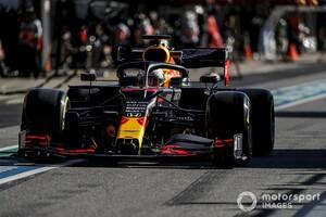 レッドブル・ホンダのマックス・フェルスタッペン、F1ポルトガルGP初日は2番手「メルセデスに対峙するため全力を尽くす」