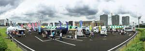 【神奈川県下最大級のキャンピングカーフェア】川崎競馬場特設会場で11月7日・8日に開催決定