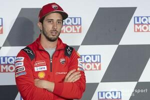 【MotoGP】「ドゥカティは一歩も前進していない」ドヴィツィオーゾ、テルエルGP初日大苦戦に白旗?