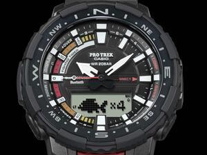 「釣ーリング」を楽しむ人にぴったりな腕時計! プロトレックから冒険感満点の新製品「PRT-B70」が登場