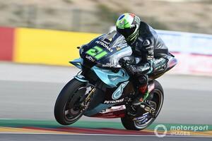 MotoGPテルエルFP3:僅差のアタック合戦をモルビデリ制す。中上貴晶は2番手で予選Q2へ