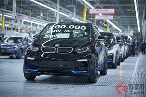 BMW「i3」が累計生産台数20万台突破! いまも進化を続けるピュアEV