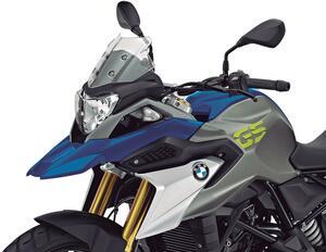 BMW「G310GS」【1分で読める!現行バイク特徴紹介2020】
