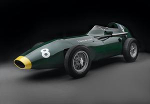 伝説の初代F1コンスタラクターズ王者「ヴァンウォール」が62年振りに復活! 当時の復刻モデルを発売