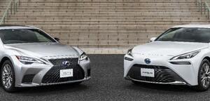 トヨタ、自動運転機能を搭載したLSとミライを発売。なぜレベル2に留まったのか?