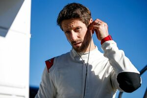 ハースのシートを失ったグロージャン、最後のF1テストのチャンスを掴む。すでにシート合わせも