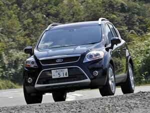 【試乗】フォード クーガは、激戦区となりつつある輸入コンパクトSUV市場に魅力的なスタイリングで参入した【10年ひと昔の新車】