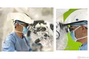 ?転?ヘルメット国内シェアNo.1 OGKカブトが医療従事者向け?沫防護デバイスを開発