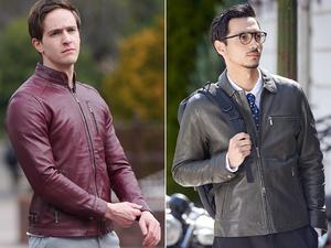 艶感のある革が魅力のレザージャケット「RR」シリーズが RIDEZ から発売