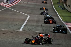 F1スプリントレース導入案、2021年の実現に向け前進。金銭的条件にチーム側が同意