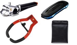 デジタルミラー型ドラレコ、光触媒除菌脱臭機、カーセキュリティー、あると便利な最新カー用品4選