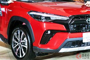 トヨタの独自「GR」SUVも投入!? トヨタ新型「カローラクロス」人気沸騰で現地の記録更新! 台湾での人気ぶりは?