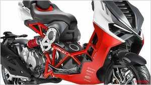 イタルジェット新型バイク総まとめ【芸術的なデザインに磨きをかけた】