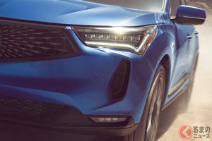 高級スポーティSUV新型「RDX」発売! アキュラで最もダイナミックなデザイン採用! 11月に米国で発売
