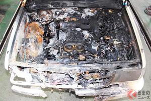 【5年間で約2300件】トヨタも車両火災に注意喚起! 多くはライト類交換時の取付方法に問題か