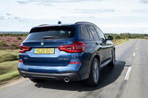 【動的性能と環境性能の両立】BMW X3 xドライブ30e Mスポーツへ試乗 292psのPHEV 後編