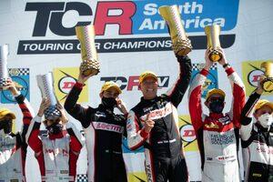 初の160km耐久はグエリエリ組がポール獲得も、コロネル組が逆襲の勝利/TCRサウスアメリカ第2戦