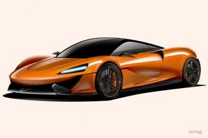 【新型PHEVスーパーカー】マクラーレン、年内に発表へ V6ターボ+モーターのエントリーモデルか