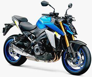 スズキ、大型バイク「GSX‐S1000」をフルモデルチェンジ 車体デザイン見直しエンジン出力向上