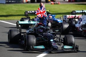 王者の貫禄──【連載】F1グランプリを読む