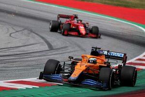 フェラーリとランキング3位を争うマクラーレンF1、ハンガリーGPでアップデートを投入