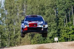 【WRC】オジェ、トヨタ新型GRヤリス開発に協力。2022年はWRCフル参戦せずも「できる限りチームを助けたい」