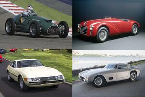 フェラーリの車名の「数字と英字」は時代と共に「意味が変わる」! これを知れば「ガチ勢」確定【黎明期~70年代編】