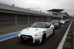 スポーツカーでなくても富士スピードウェイ本コースで全開。NAPACが4月21日に走行会を開催
