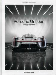 コンセプトカーに垣間見るポルシェの目指す将来像「未知のポルシェ – デザインスタディモデルたち」【新書紹介】