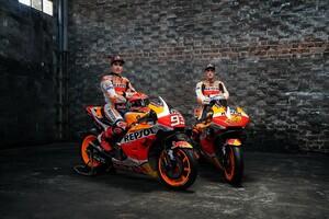 【MotoGP】レプソル・ホンダ、2021年参戦体制を発表。マルク・マルケス&ポル・エスパルガロで王座奪還挑む