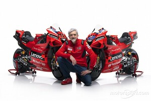 【MotoGP】ドゥカティ、マシン開発に不安? 単一サーキットのみのテスト実施は「理想的ではない」とチーム首脳
