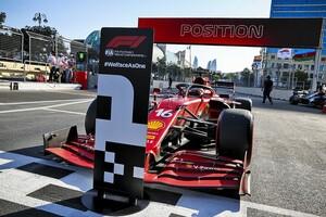 フェラーリ代表、2戦連続のポール獲得も慎重な姿勢「本来の実力が結果に反映されていない」
