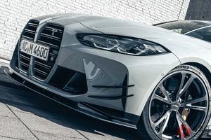 BMW新型「M4」を個性的にカスタマイズ! ACシュニッツァーが提案するエアロパーツとは