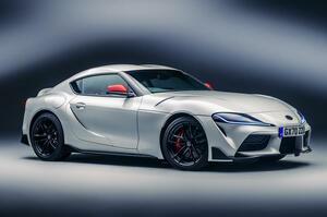 【1年越しの導入】トヨタGRスープラ 2.0Lモデル、英国で発売 258ps