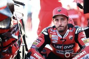 """【MotoGP】ドヴィツィオーゾ、ドゥカティ離脱の""""裏側""""を暴露「交渉すら行なわれなかったんだ……」"""