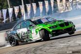 「戦闘力はシルビア以上か!?」BMW M3ベースの最先端ドリ車に迫る