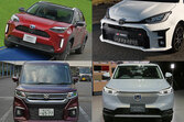 【強いトヨタ】4月の登録車販売、トップ6独占 ホンダ・ヴェゼル新型の出足は?