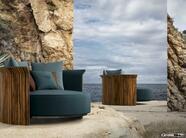 ベントレープロデュースの高級家具に新作追加。大理石を再利用した革新的ファブリックも登場!
