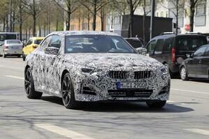 【スクープ】BMW 2シリーズ次期型の最終デザインが見えた!? 目玉は259psの2.0L直4+ターボチャージャー!