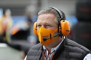 エクストリームE参戦発表のマクラーレン、F1への悪影響はないと確信「インディカーでの成功も自信に」