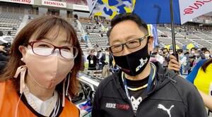 【吉田由美の全力リポート!】スーパー耐久富士24時間レースで、世界初の水素エンジン車「カローラH2コンセプト」をモリゾウ選手が自らドライブ!